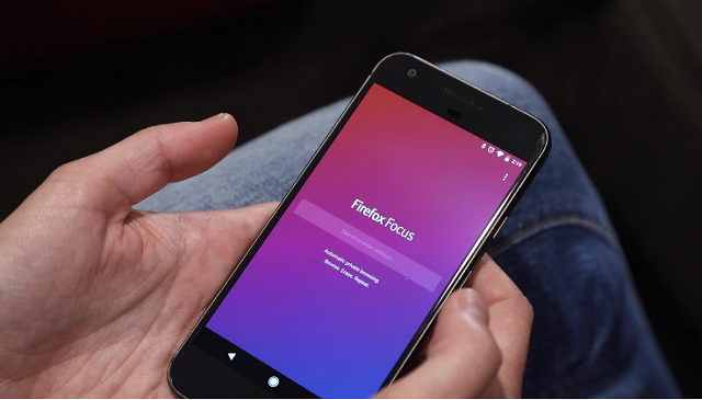 Firefox Focus Browser is now Available on Android