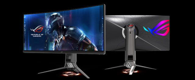 ROG New Gaming Montiors