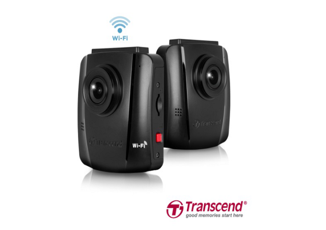 Transcend DrivePro 130 and DrivePro 110 Dashcams