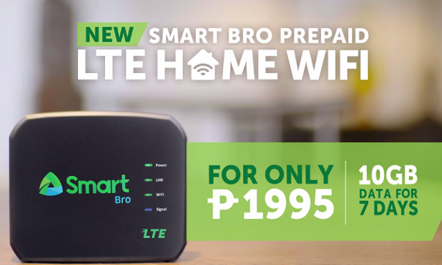enjoy the fastest lte connections at home with smart bro prepaid lte home wifi pinoy tech. Black Bedroom Furniture Sets. Home Design Ideas