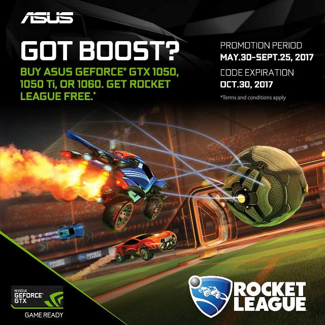 Rocket League ASUS
