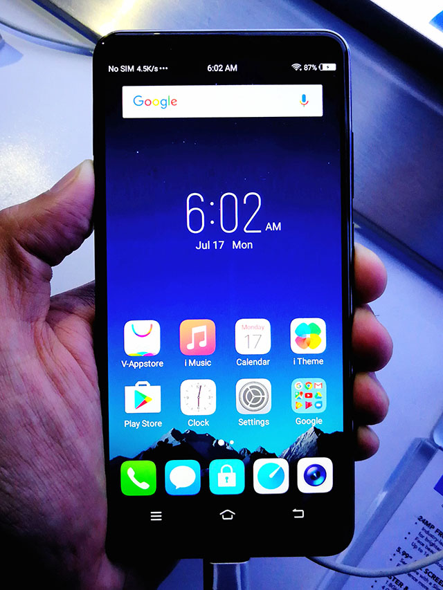 Vivo V7 Plus Philippines Price and Specs 24MP Clearer Selfie