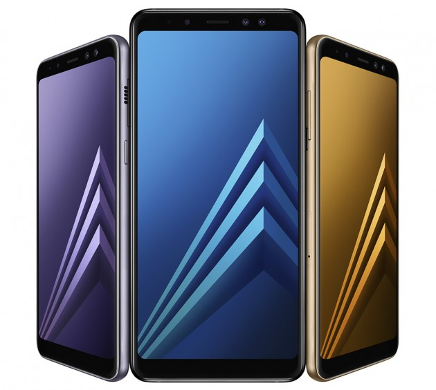 samsung galaxy a8 2018 and a8 plus 2018 officially