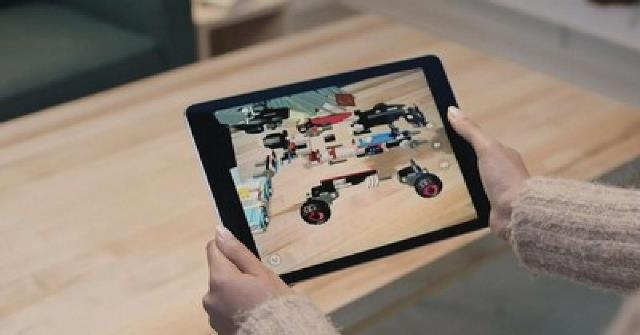 Augmented Reality Ipad Pro Ads Released Showcase Ar Kit Apps