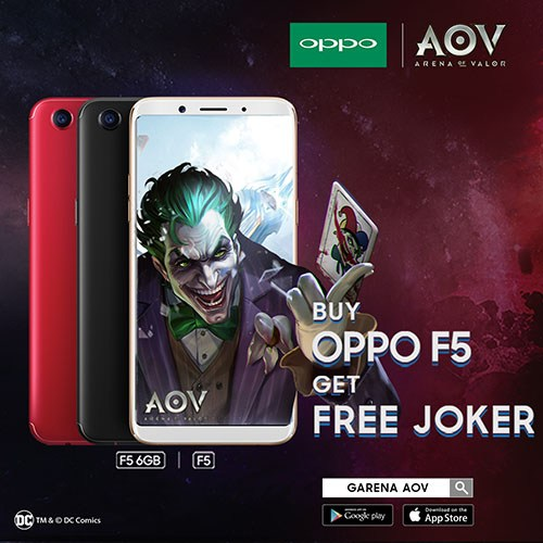 This is Not a Joke: Get The Joker FREE in Arena of Valor ...