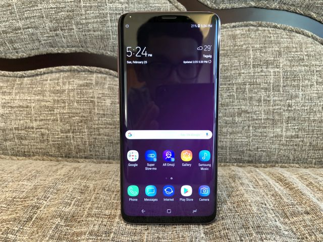 Samsung Galaxy S9+ Philippines Hands-On