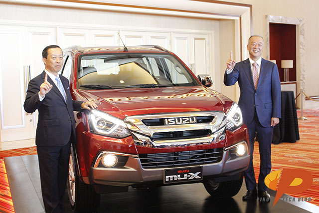 isuzu   luxe limited edition philippines price specs  features