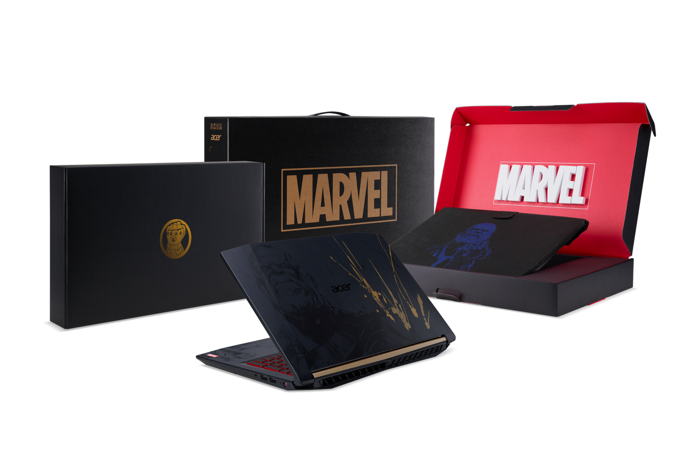 acer infinity war notebook nitro 5 thanos edition