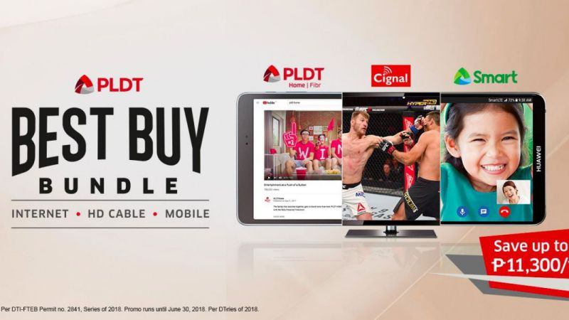 pldt best buy bundle