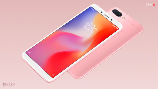xiaomi redmi 6 and redmi 6a