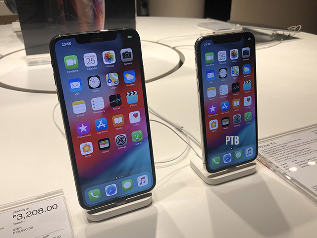 iPhone Xs and iPhone Xs Max Price Specs Philippines Beyond