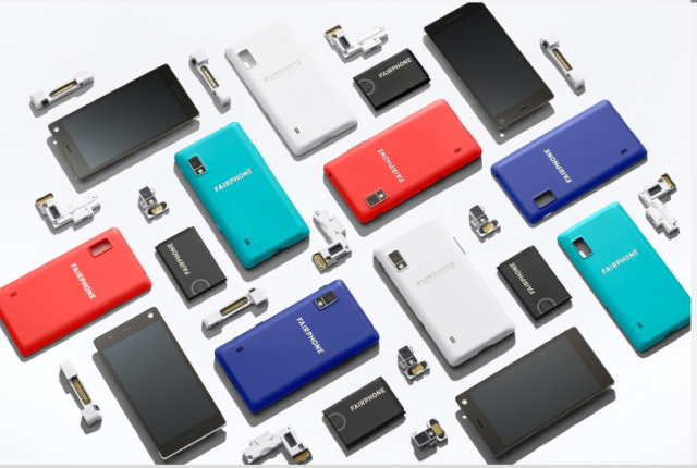 Android Nougat for Fairphone 2