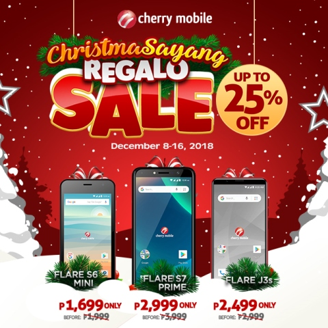 Cherry Mobile Sale