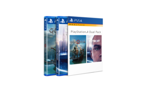 PlayStation 4 Dual Pack
