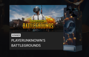 PUBG Game of the Year Steam Awards 2018 b