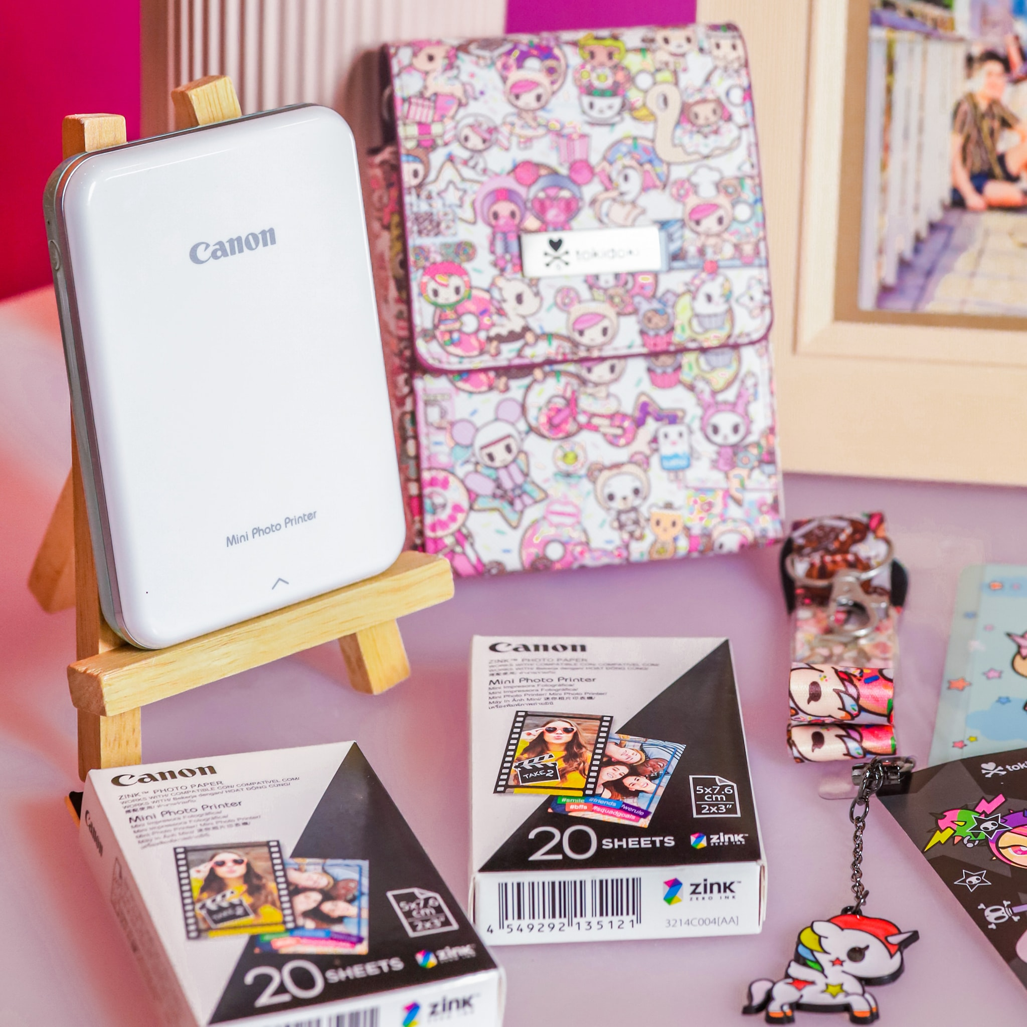 Canon Mini Photo Printer - PTB