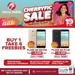 Cherry Mobile Cherryfic Sale