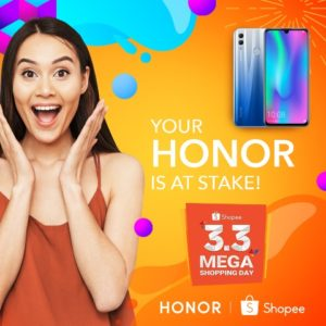 Honor x Shopee