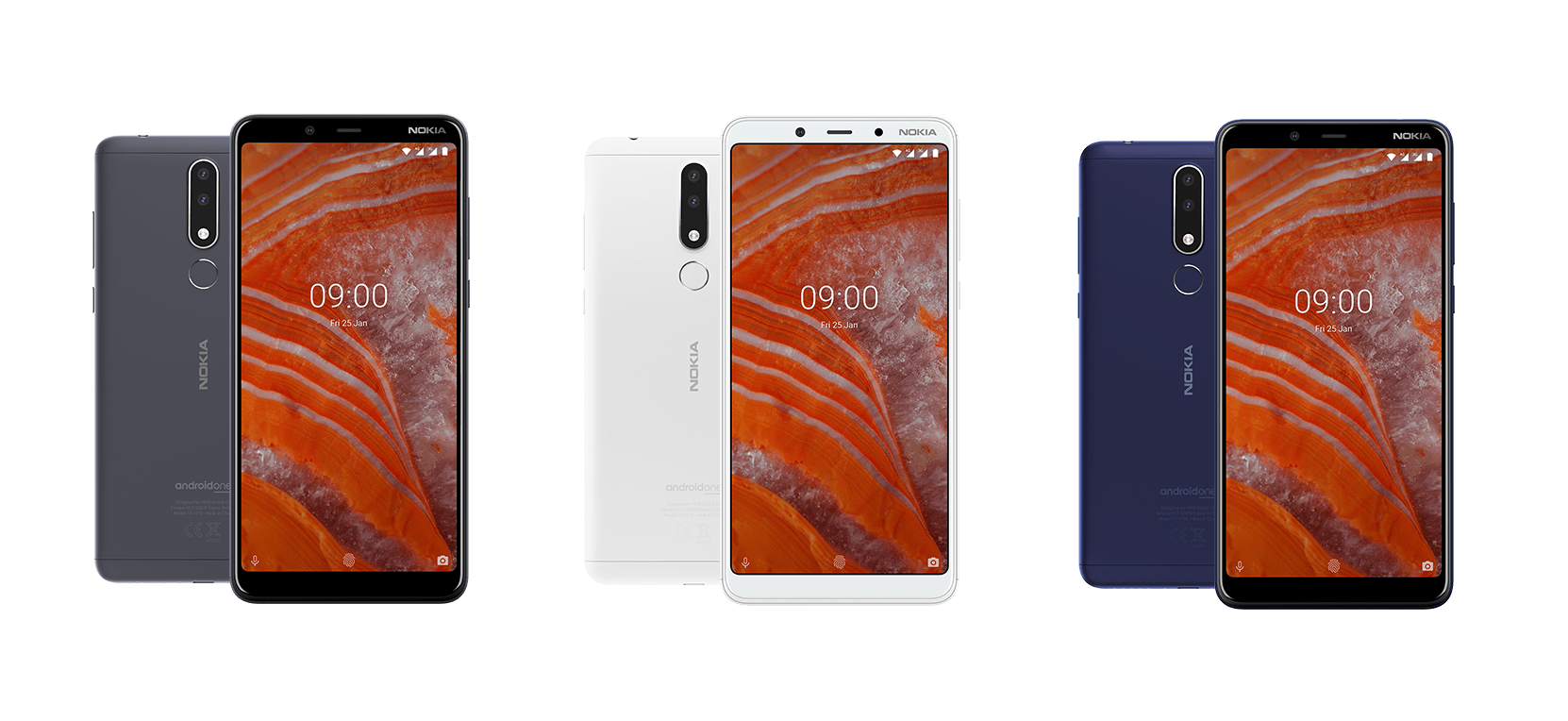 Nokia 3.1 Collage PTB