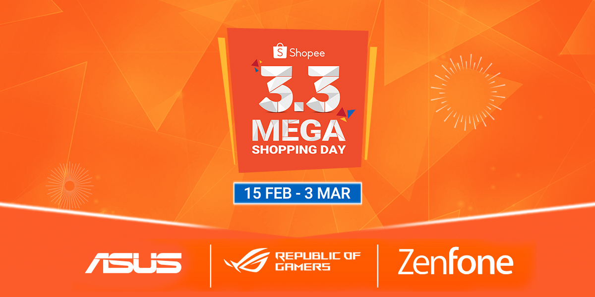 Shopee ASUS PH Pinoy Tech Blog