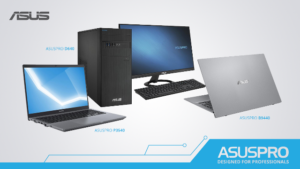 2019 ASUSPRO PC lineup