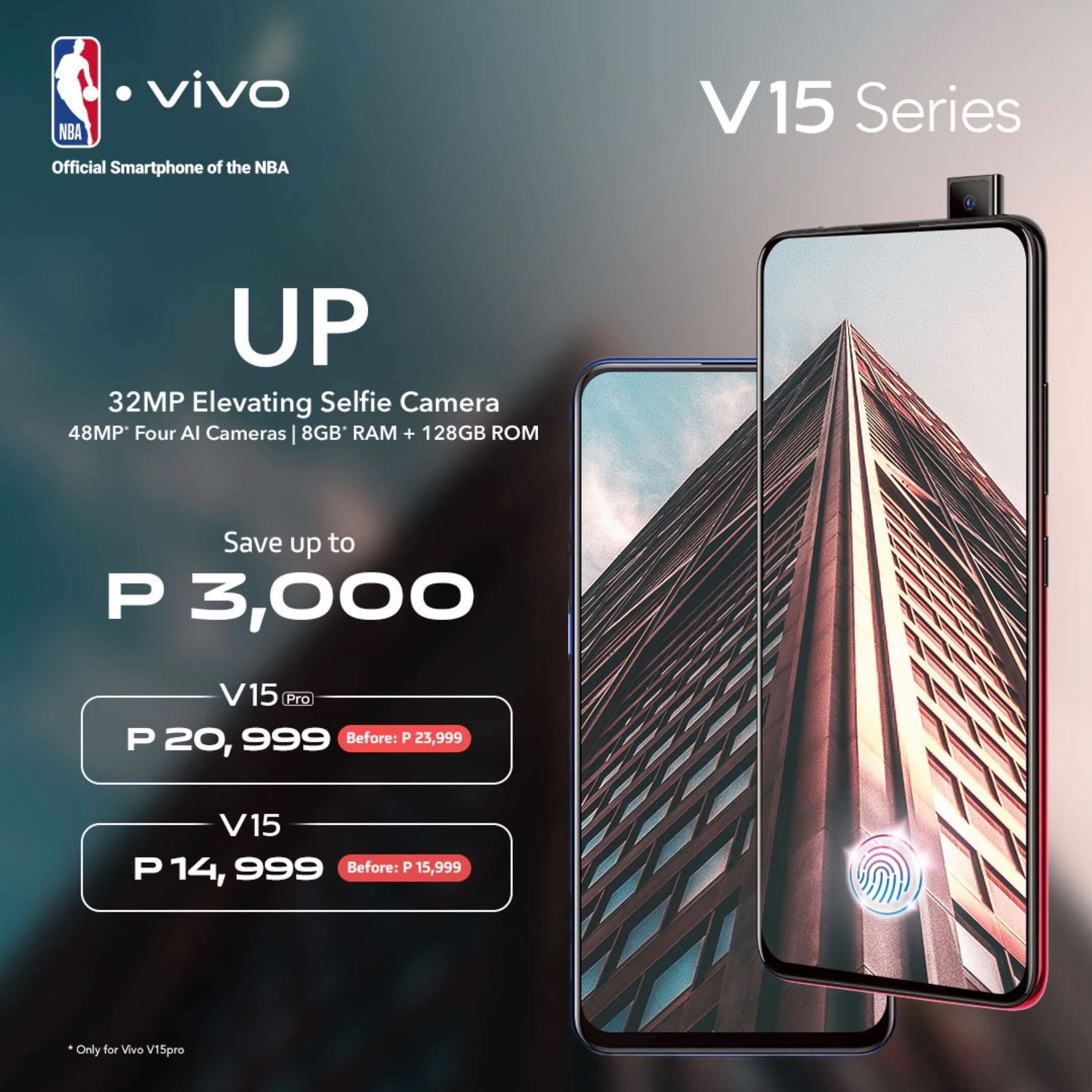 Vivo V15-V15 Pro Price Drop_PTB
