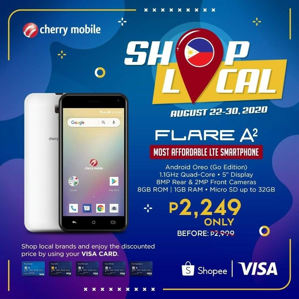 Cherry Mobile Flare A2
