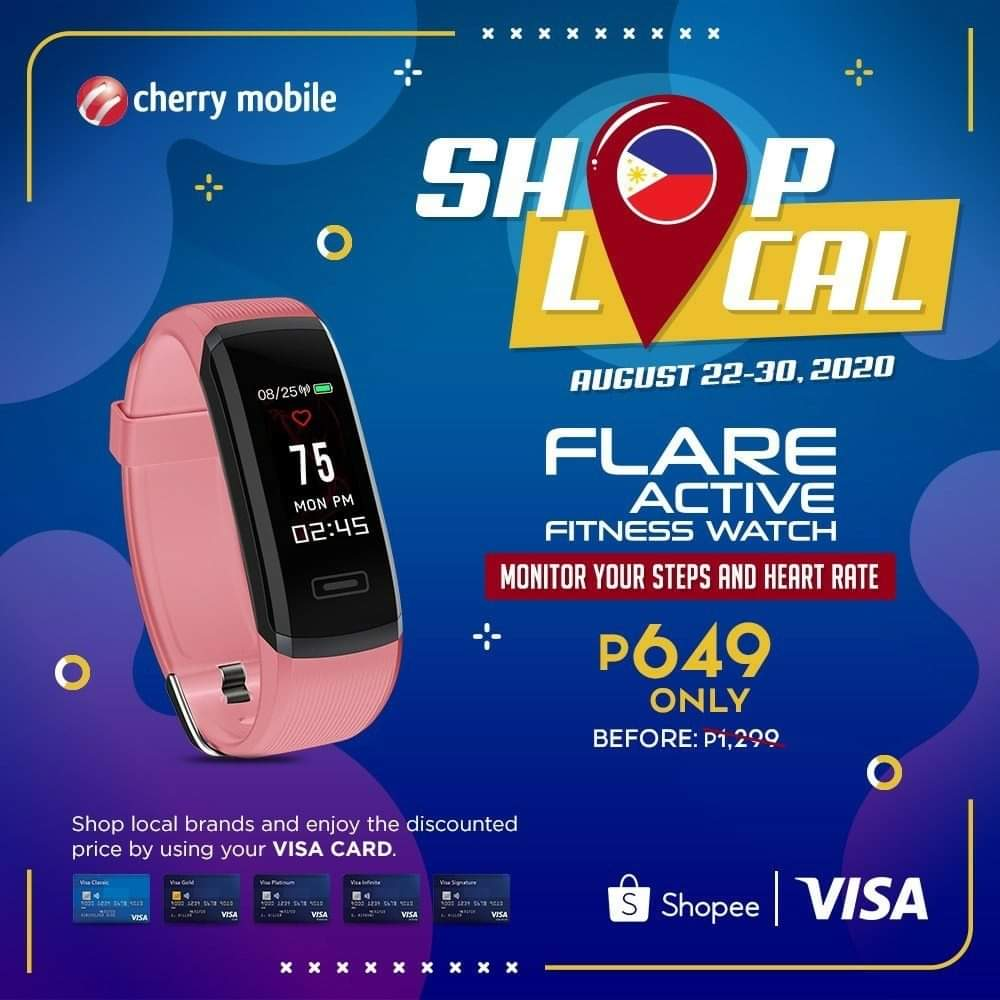 Cherry Mobile Flare Active Watch