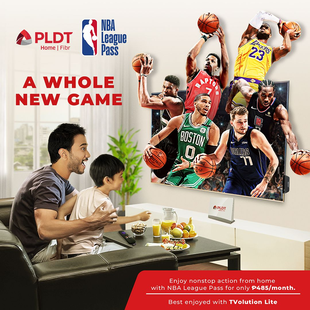 NBA League Pass PLDT