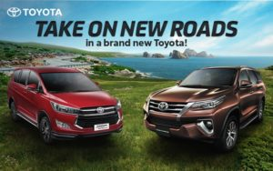 Toyota promo September