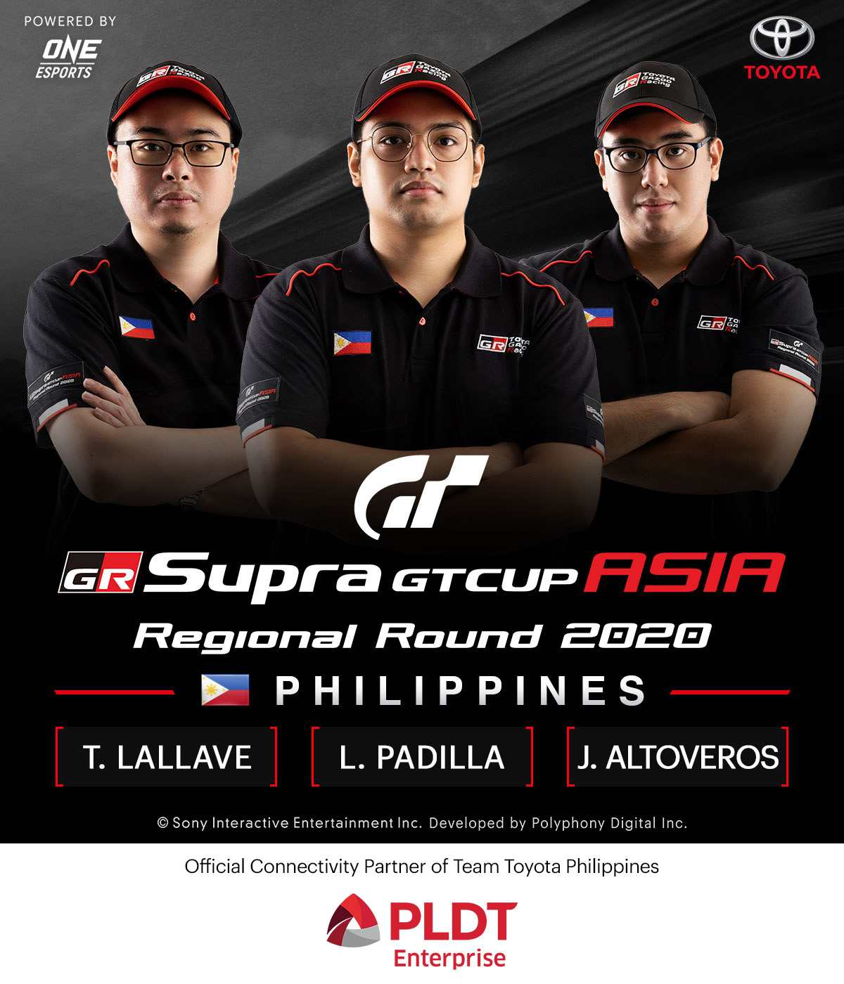 GR SUPRA GT CUP ASIA FINALS TEAM PHILIPPINES