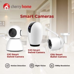 Cherry Home Security IOT
