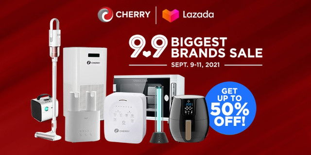 Cherry Cell and Cherry Dwelling Merchandise on Sale at Lazada and Shopee's 9.9 Sale – PinoyTechBlog