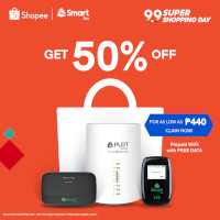 Take pleasure in as much as 50% off on Sensible Bro gadgets at Shopee's 9.9 sale! – PinoyTechBlog
